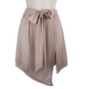 MISGUIDED Dusty Pink Skirt